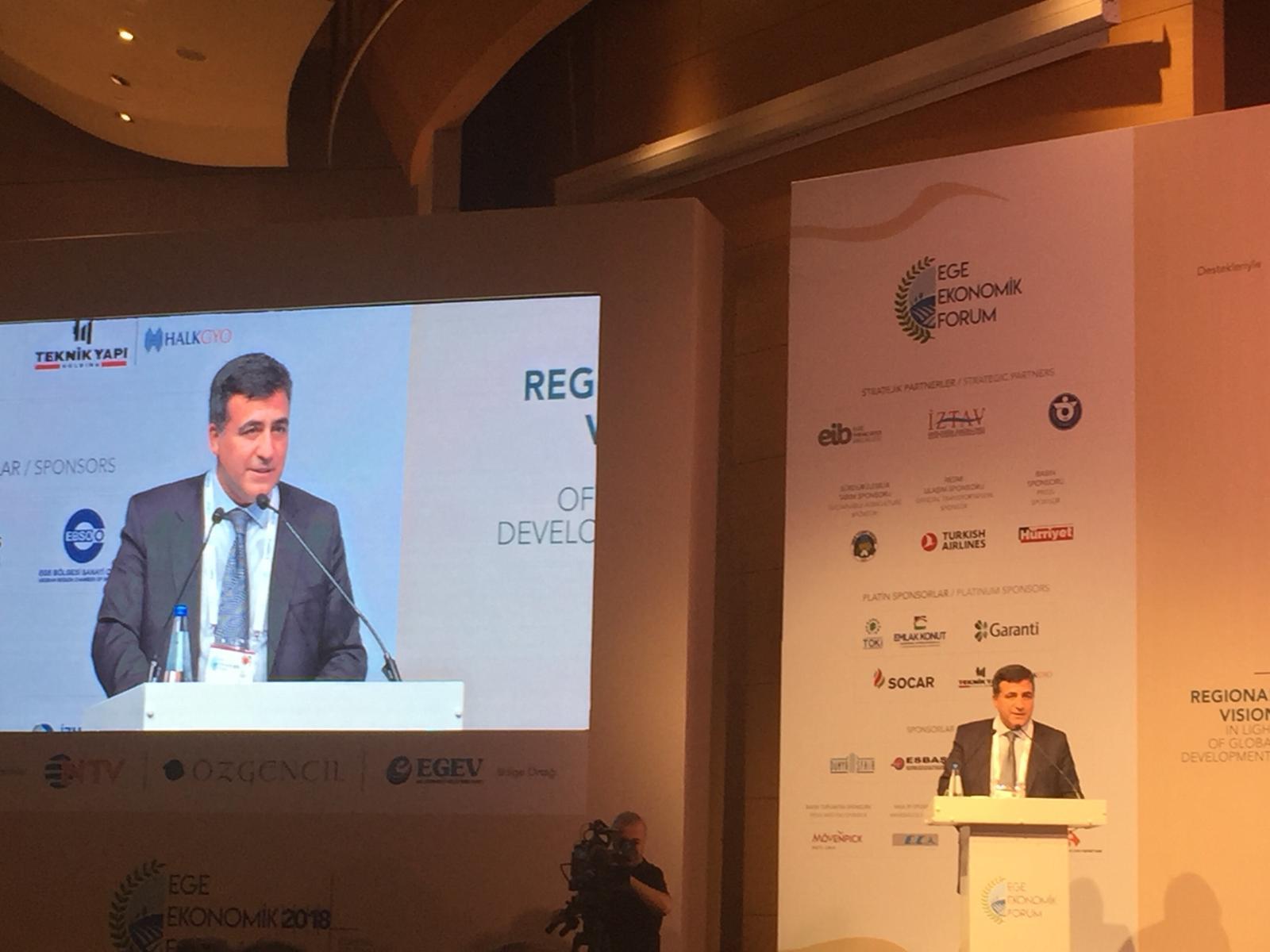 Ege Ekonomik Forum 2018