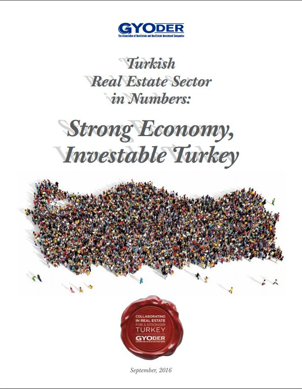 Turkish Real Estate Sector In Numbers: Strong Economy, Investable Turkey
