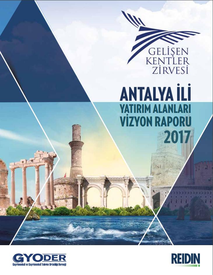 Antalya İli Yatırım Alanları Vizyon Araştırma Raporu