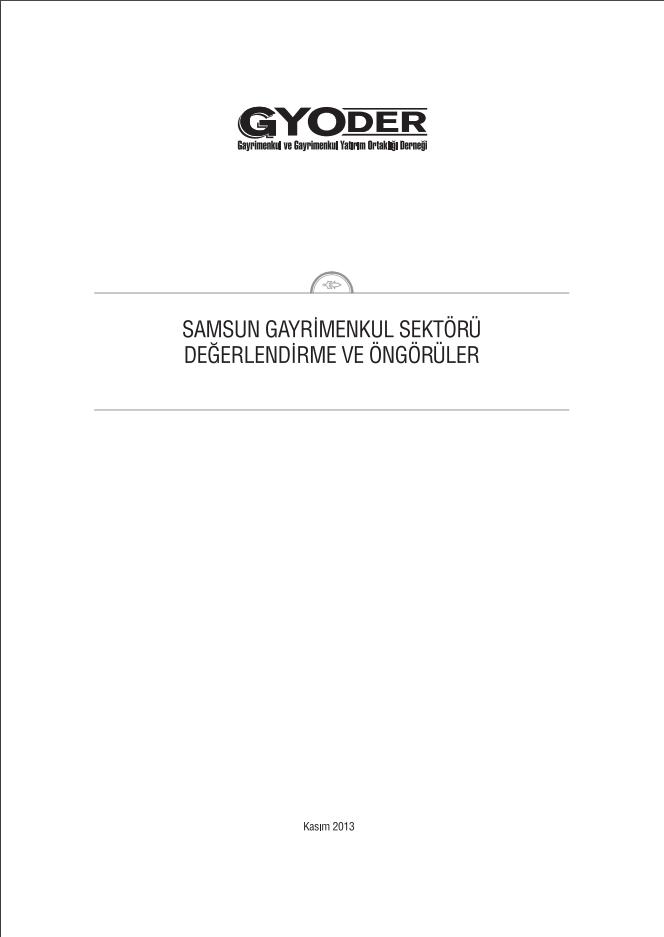Gayrimenkul Araştırma Raporu 15