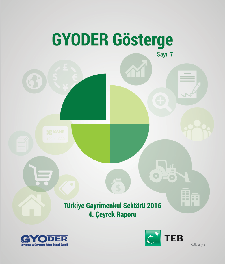 GYODER Indicator, Turkish Real Estate Sector 2016 4th Quarter Report
