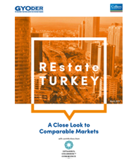 REstate Turkey – A Close Look to Comparable Markets / Issue 1