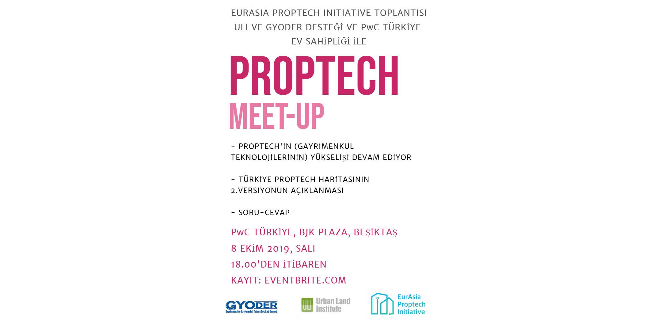 EurAsia Proptech Initiative Meet-Up