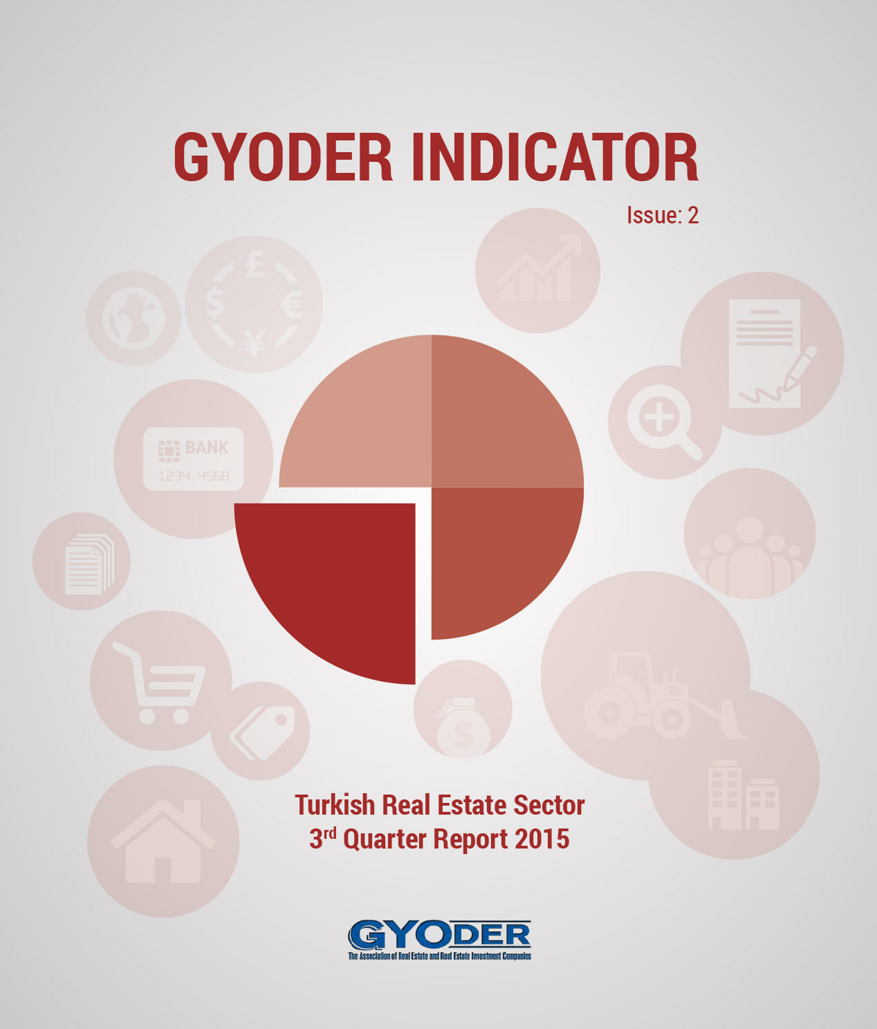 GYODER Indicator, Turkish Real Estate Sector 2015 3rd Quarter Report