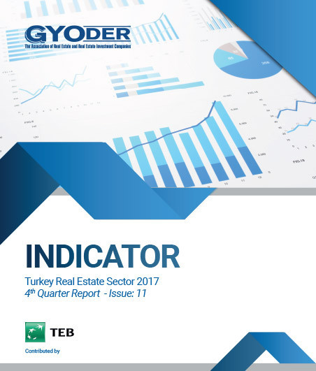 GYODER Indicator, Turkish Real Estate Sector 2017 4th Quarter Report