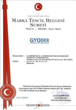 Marka Tescil Belgesi Sureti