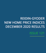REIDIN-GYODER New Home Price Index: December 2018 Results