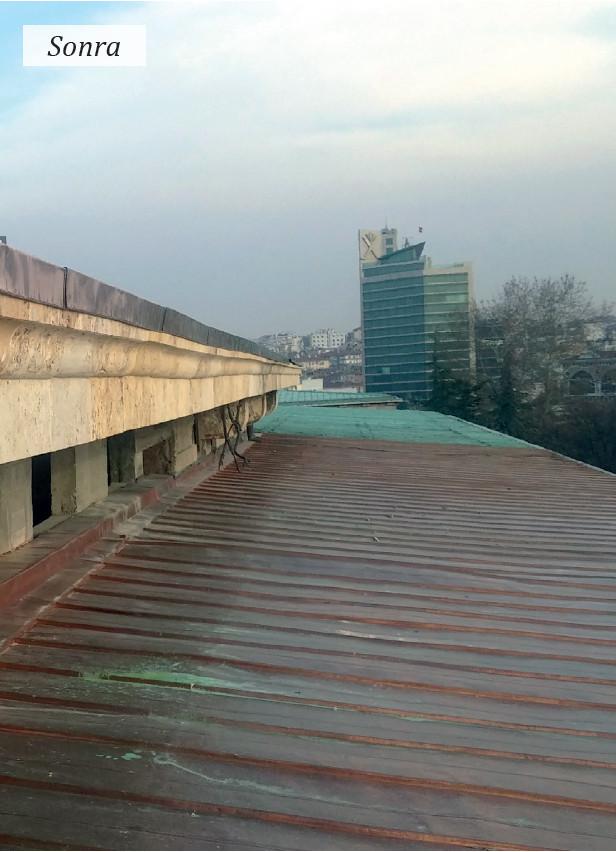 Ana Bina Çatısı