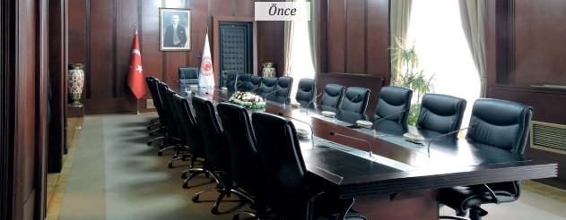 Başkanlık Divanı Toplantı Salonu