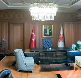 Başbakan Makam Odası