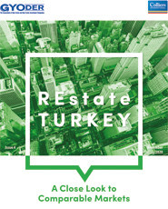 REstate Turkey - A Close Look to Comparable Markets / Issue 4