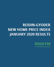 REIDIN-GYODER New Home Price Index: January 2020 Results